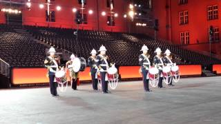 Royal Marines Drum Corps