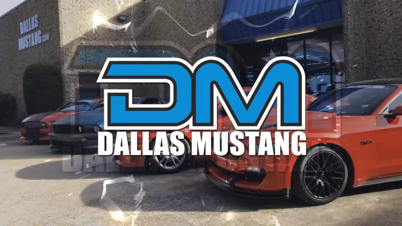 Roush active exhaust sound clips on a 2016 ford mustang gt dallas mustang parts