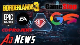 New AJSA Shirt! ▻ http://bit.ly/2NJWoDf Borderlands 3 is now an EPIC Games Exclusive! Plus we talk about some of the past 2 weeks gaming news on this ...