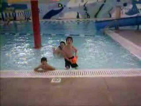 Swimming Pool Fun Youtube