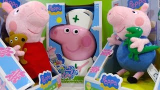 Peppa Pig Maletín de Enfermera Nurse Peppa Pig Medic Case - Juguetes de Peppa Pig