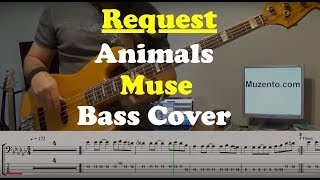 Animals - Bass Cover - Request