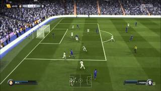 FIFA 15 - UEFA Champions League - Real Madrid CF vs Juventus Torino Gameplay (PC HD) [1080p]