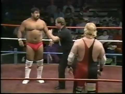 Bull Pain vs. Tony George