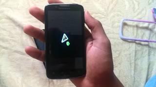 Entrar al modo recovery [Motorola atrix 2]