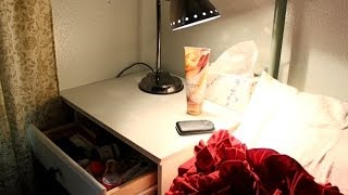 What's In My Nightstand/bedside Table?