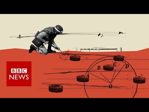 Why are land mines still killing people? - BBC News