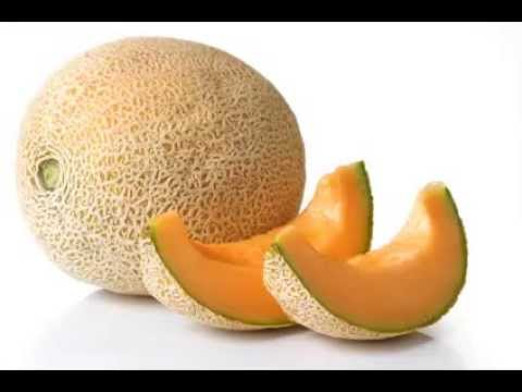 Cantaloupe Fruit nutrition facts and health benefits