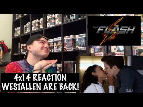 THE FLASH - 4x14 'SUBJECT 9' REACTION