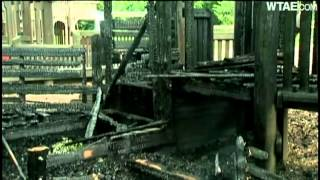 Community Plans To Rebuild Wooden Playground Torched By Fire