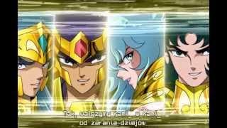 Saint Seiya - Gold Saints vs. Wall of Sorrow (Rycerze Zodiaku - Złoci Rycerze vs. Ściana Płaczu) JAP
