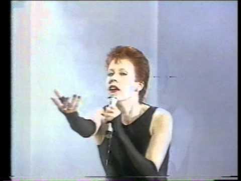 Hazel O'Connor  Decadent Days 1981 music video