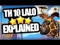 TH 10 3 Star LaLoon Army Explained | Best TH 10 War Attack Strategy | Clash of Clans
