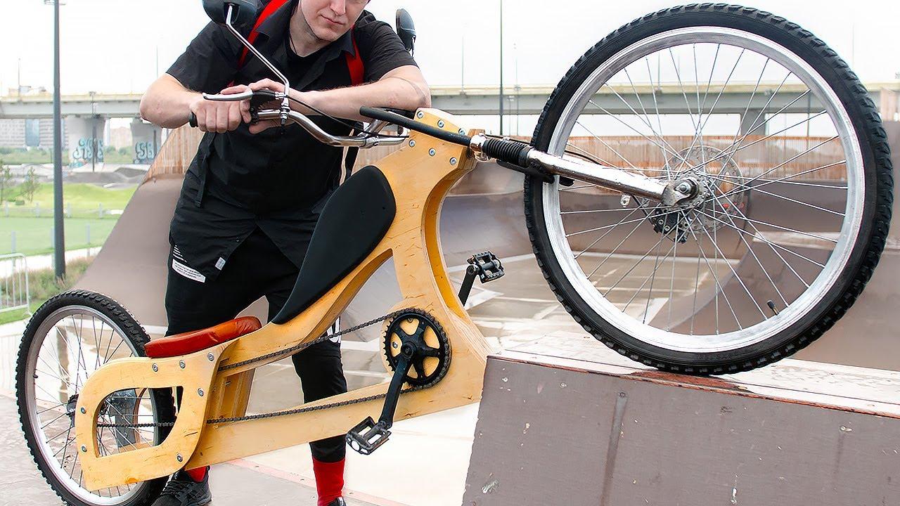 Craziest Old Bike Upgrade 🚲
