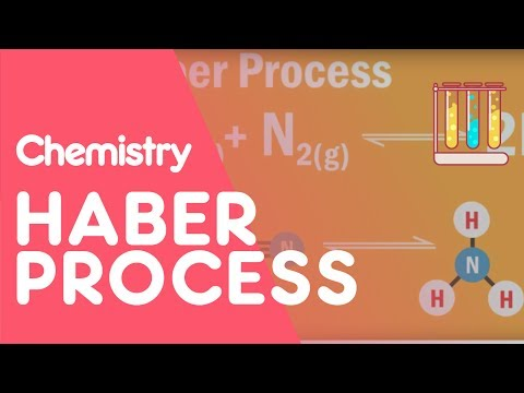 What Is The Haber Process | Reactions | Chemistry | FuseSchool