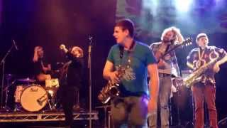 Booka Brass Band & Zaska: Wake Up (Arcade Fire) Cork Opera House 24.10.15
