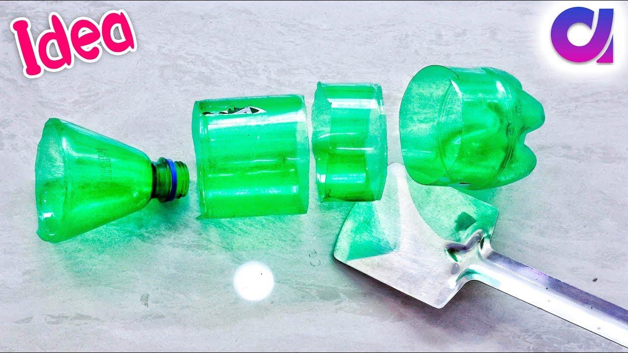 Best Use Of Waste Plastic Bottle Idea Plastic Bottle Craft Best