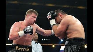 Alexander Povetkin vs Christian Hammer fight Highlights - Provetkin vs Hammer Highlights (preview)