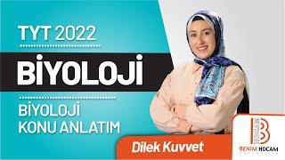 39) Dilek KUVVET - Bilimsel Yöntem (TYT-Biyoloji) 2021