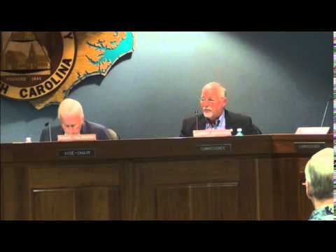 Cleveland County Commissioners meeting 9-2-2014