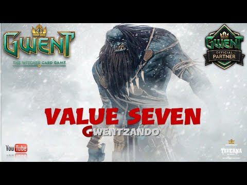 [gwent] Value Seven Monster Deck