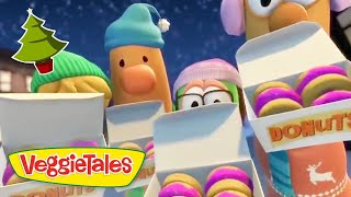 Veggie Tales 🎄 Donuts For Benny 🎄Veggie Tales Silly Songs With Larry🎄Kids Cartoon