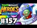 galactic gardens update   plants vs zombies heroes   gameplay walkthrough part 156