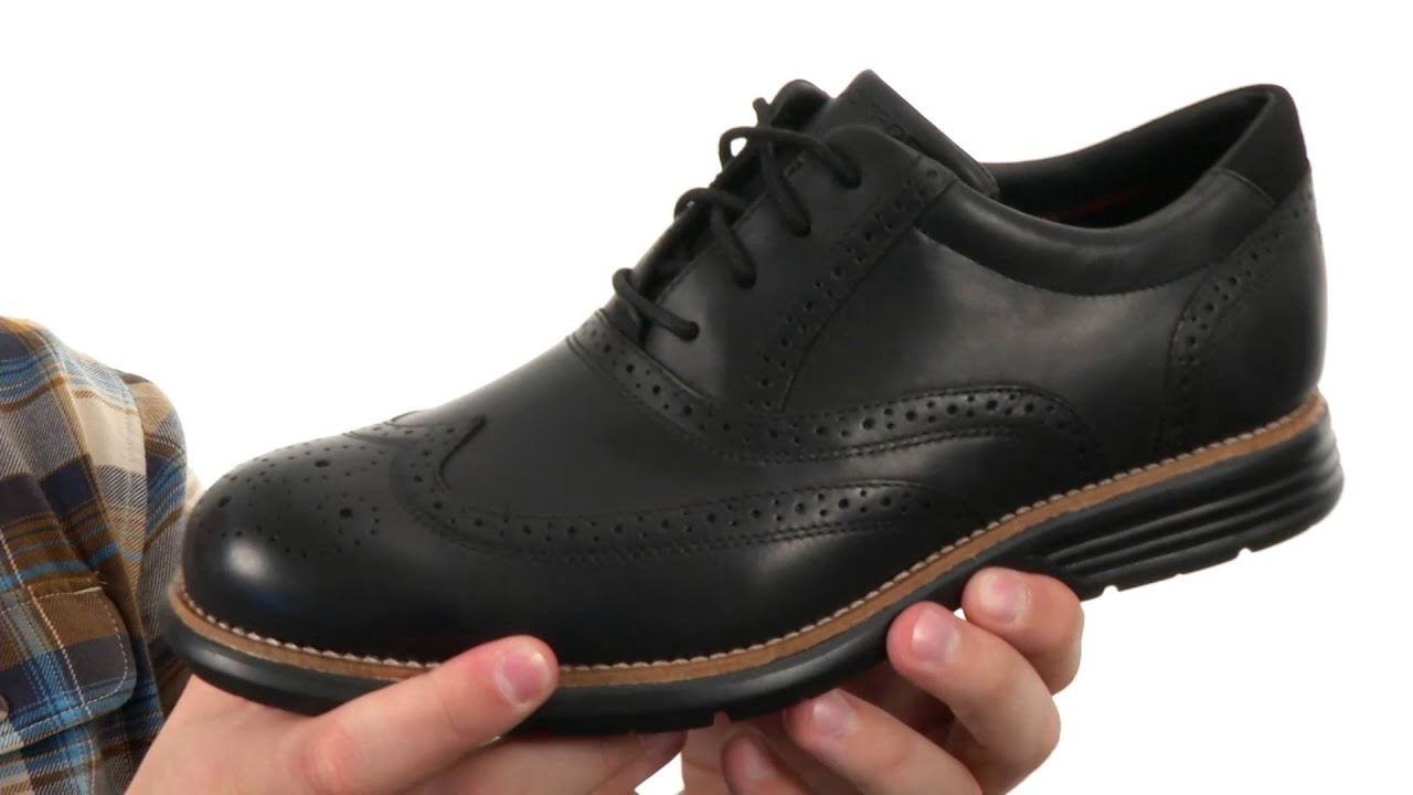 Rockport Total Motion Fusion Wing Tip gICFYxFk