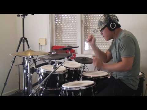 Endank Soekamti - Pejantan Tambun (drum cover) by Budi Fang