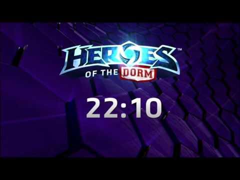 Heroes of the Dorm Epic Eight - #HeroesoftheDorm