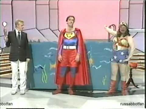 Russ Abbot in 'Coopermans Diving Board'