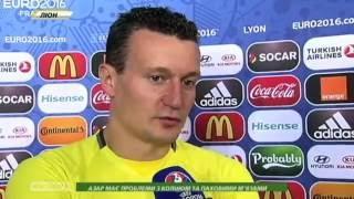 Комментарии игроков сборной Украины накануне игры с Северной Ирландией
