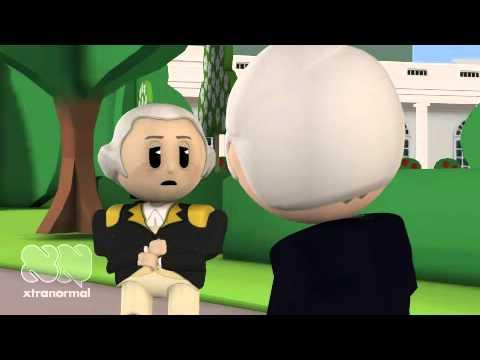 George Washington Interviews Orrin Hatch