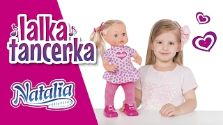 Lalka tancerka - Natalia Collection