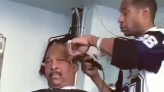 Убитый парикмахер