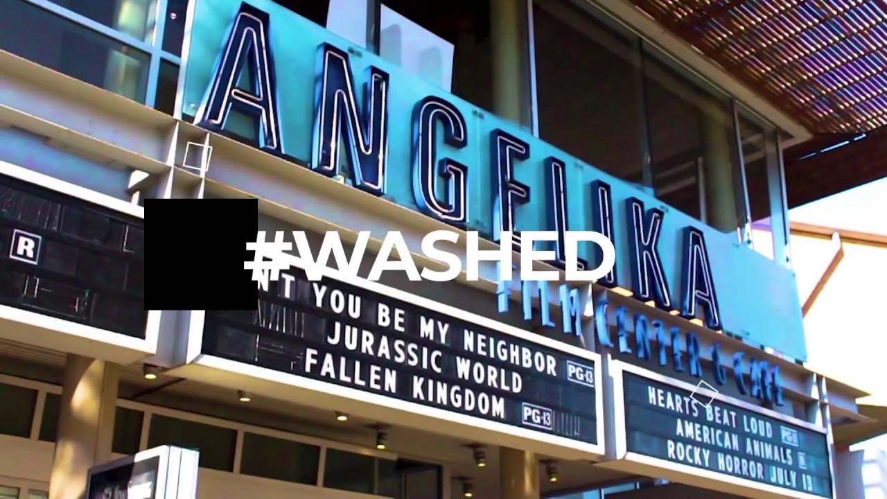 RECAP #WASHED Binge Premiere