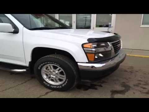 pre owned 2010 gmc canyon sle for sale in medicine hat youtube. Black Bedroom Furniture Sets. Home Design Ideas