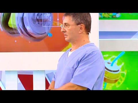 Почему болит в солнечном сплетении? | Доктор Мясников