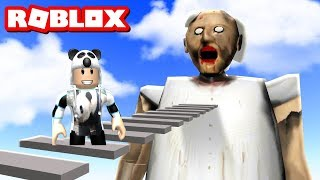 FEMALE GRANDMOTHER GRANNY JOKES TO EVERYONE - ROBLOX