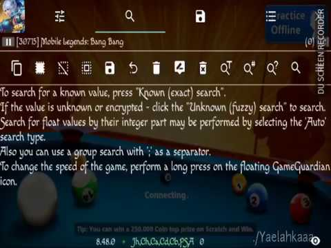 8 Ball Pool Lua (Long Line+HackShop) - LUA scripts