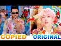 Tony kakkar  Shona Shona copy   Shona shona set copied from two different music videos