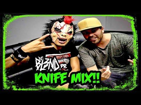 (KNIFE MIX) - DJ BL3ND PR