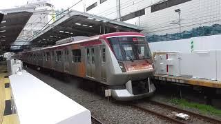 東急6000系(QSEAT車有)in自由ヶ丘