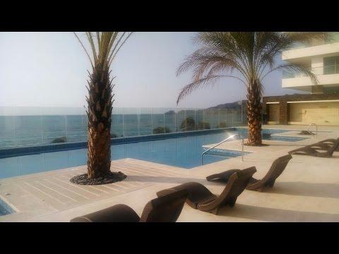Arriendo apartamento con club de playa en Santa Marta frente al mar