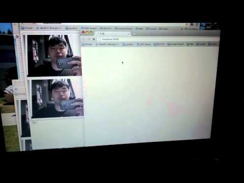 Multiple Video Chat by WebRTC