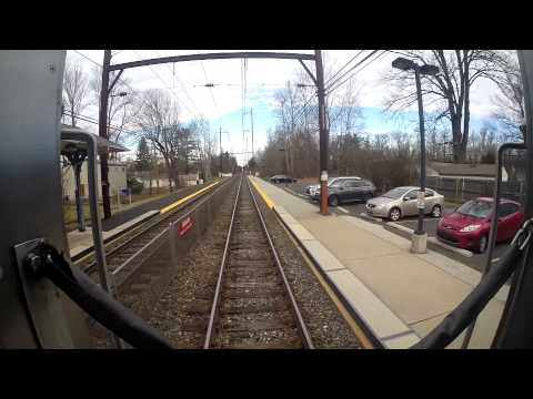 SEPTA Main Line Jenkintown to Lansdale SL-V
