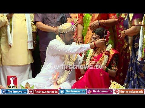 ಸೃಜನ್ ಲೋಕೇಶ್-ಹರಿಪ್ರಿಯಾ ಮದುವೆ ದೃಶ್ಯ ಶೂಟಿಂಗ್..! | Srujan Lokesh| Haripriya