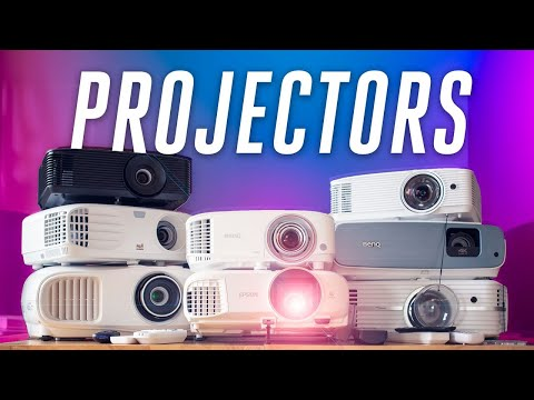 The best projectors for your living room