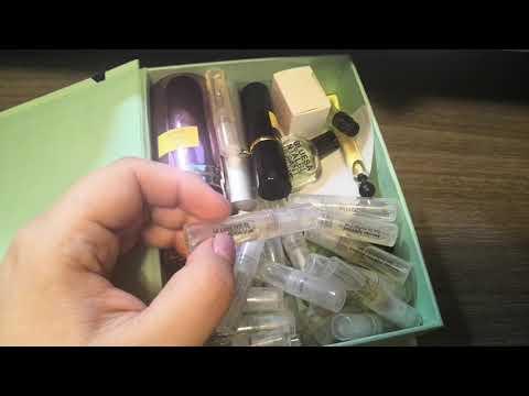 Мои заказы оригинальной  парфюмерии на сайте RANDEWOO (часть 1)