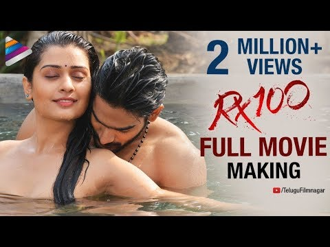 RX 100 FULL MOVIE Making | Kartikeya |...